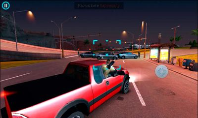Screenshots of the Gangstar Vegas for Android tablet, phone.