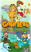 In addition to the game Mars of Legends for Android phones and tablets, you can also download Garfield Zombie Defense for free.