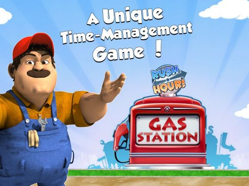Download Gas station: Rush hour! Android free game. Get full version of Android apk app Gas station: Rush hour! for tablet and phone.