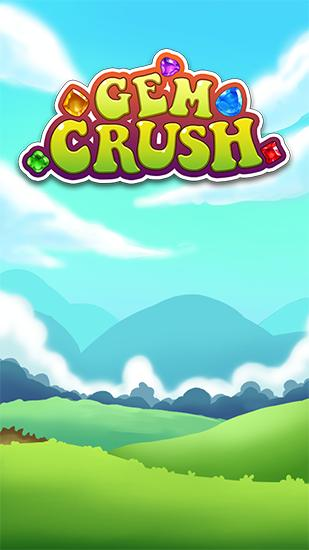 Download Gem crush. Crazy gem match fever Android free game. Get full version of Android apk app Gem crush. Crazy gem match fever for tablet and phone.