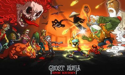 Download Ghost Ninja: Zombie Beatdown Android free game. Get full version of Android apk app Ghost Ninja: Zombie Beatdown for tablet and phone.