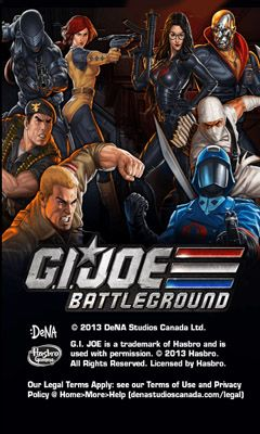 Download G.I. Joe Battleground Android free game. Get full version of Android apk app G.I. Joe Battleground for tablet and phone.