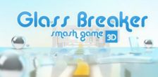 In addition to the game Plasma Sky - rad space shooter for Android phones and tablets, you can also download Glass breaker smash game 3D for free.