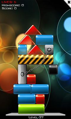 Screenshots of the Glass Tower 3 for Android tablet, phone.