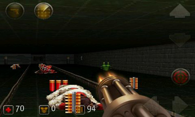 Gloomy Dungeons 3D Android apk