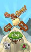 In addition to the game Babel Rising 3D for Android phones and tablets, you can also download Go Go Goat! for free.