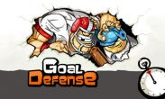 In addition to the game Sonic The Hedgehog for Android phones and tablets, you can also download Goal Defense for free.