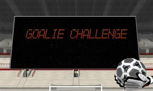 Download Goalie challenge Android free game. Get full version of Android apk app Goalie challenge for tablet and phone.