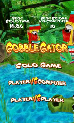 Download Gobble Gator Android free game. Get full version of Android apk app Gobble Gator for tablet and phone.