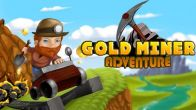 In addition to the game SHADOWGUN for Android phones and tablets, you can also download Gold miner: Adventure for free.