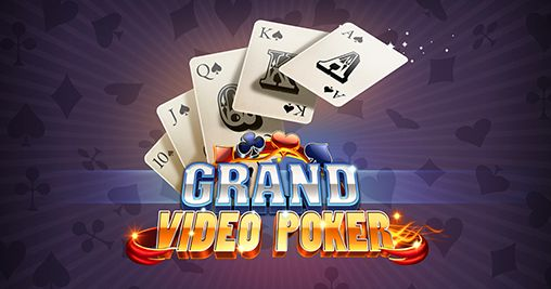 Download Grand video poker Android free game. Get full version of Android apk app Grand video poker for tablet and phone.