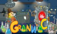 In addition to the game Jumping Finn for Android phones and tablets, you can also download Granniac for free.