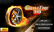 In addition to the game Fieldrunners for Android phones and tablets, you can also download GraviTire 3D for free.