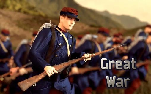 Download Great war: Adventure Android free game. Get full version of Android apk app Great war: Adventure for tablet and phone.