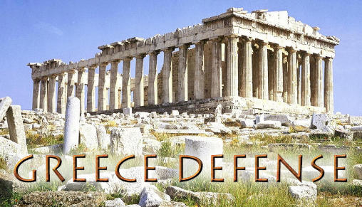Download Greece defense Android free game. Get full version of Android apk app Greece defense for tablet and phone.