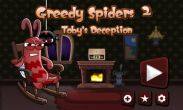 In addition to the game Dead space for Android phones and tablets, you can also download Greedy Spiders 2 for free.