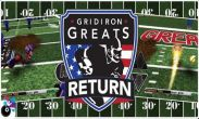 In addition to the game Death Moto for Android phones and tablets, you can also download Gridiron Greats Return for free.