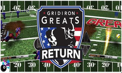 Download Gridiron Greats Return Android free game. Get full version of Android apk app Gridiron Greats Return for tablet and phone.