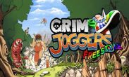 In addition to the game Zombies Ate My Friends for Android phones and tablets, you can also download Grim Joggers for free.