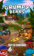 In addition to the game Defence Hero 2 for Android phones and tablets, you can also download Grumpy Bears for free.