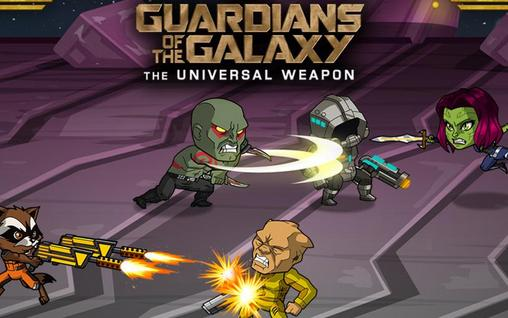 Download Guardians of the galaxy: The universal weapon Android free game. Get full version of Android apk app Guardians of the galaxy: The universal weapon for tablet and phone.