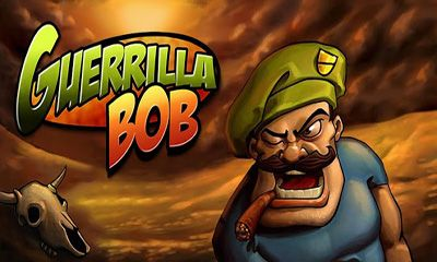 Screenshots of the Guerrilla Bob for Android tablet, phone.