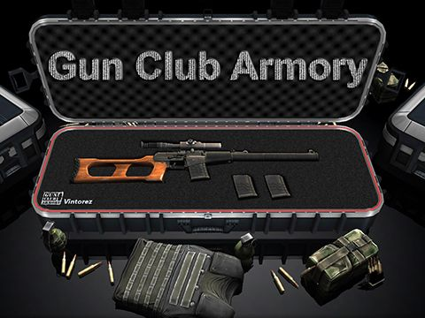 Download Gun club: Armory Android free game. Get full version of Android apk app Gun club: Armory for tablet and phone.