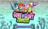 In addition to the game Space Ace for Android phones and tablets, you can also download Guns'n'Glory Zombies for free.