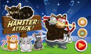 In addition to the game Platinum Solitaire 3 for Android phones and tablets, you can also download Hamster Attack! for free.
