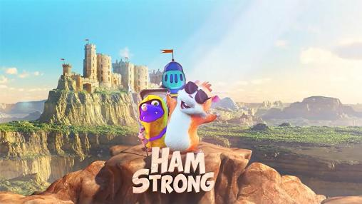 Download Hamstrong: Castle run Android free game. Get full version of Android apk app Hamstrong: Castle run for tablet and phone.