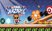 In addition to the game Money or Death for Android phones and tablets, you can also download Hank Hazard. The Stunt Hamster for free.