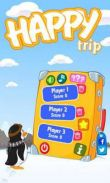In addition to the game Battle Monkeys for Android phones and tablets, you can also download Happy Trip for free.