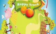 In addition to the game Fishing Paradise 3D for Android phones and tablets, you can also download Happy Truck for free.