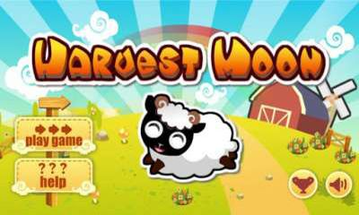 Screenshots of the Harvest Moon for Android tablet, phone.