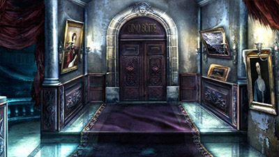 Screenshots of the Haunted house mysteries for Android tablet, phone.