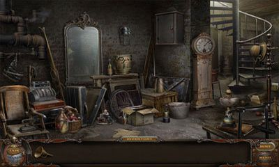 Screenshots of the Haunted Manor: Lord of Mirrors for Android tablet, phone.