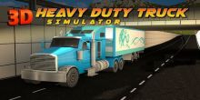 In addition to the game Stargate Command for Android phones and tablets, you can also download Heavy duty trucks simulator 3D for free.