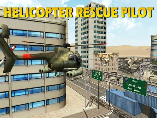 Download Helicopter rescue pilot 3D Android free game. Get full version of Android apk app Helicopter rescue pilot 3D for tablet and phone.