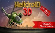 In addition to the game Real steel. World robot boxing for Android phones and tablets, you can also download Helidroid: Episode 2 for free.