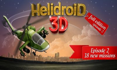 Download Helidroid: Episode 2 Android free game. Get full version of Android apk app Helidroid: Episode 2 for tablet and phone.