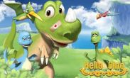 In addition to the game  for Android phones and tablets, you can also download Hello Dino for free.