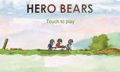 Screenshots of the Help for Heroes  Hero Bears for Android tablet, phone.