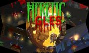 In addition to the game Musketeers for Android phones and tablets, you can also download Heretic GLES for free.