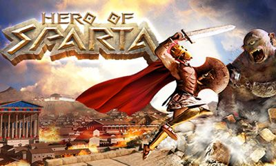 Screenshots of the Hero of sparta for Android tablet, phone.