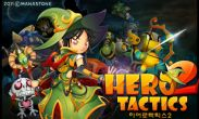 In addition to the game Fruit Ninja Puss in Boots for Android phones and tablets, you can also download Hero Tactics 2 for free.