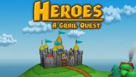 In addition to the game Alien Fishtank Frenzy for Android phones and tablets, you can also download Heroes: A Grail quest for free.