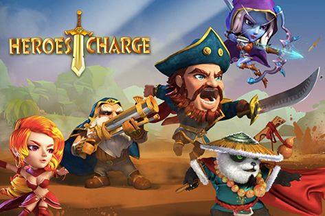 Download Heroes charge Android free game. Get full version of Android apk app Heroes charge for tablet and phone.