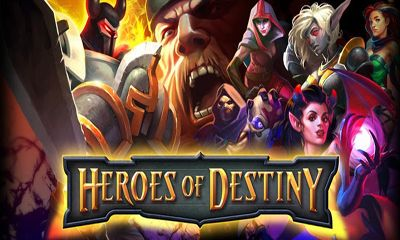 Download Heroes of destiny Android free game. Get full version of Android apk app Heroes of destiny for tablet and phone.