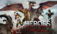 In addition to the game Real Football 2012 for Android phones and tablets, you can also download Heroes of Dragon Age for free.
