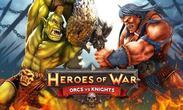 In addition to the game Pinball Classic for Android phones and tablets, you can also download Heroes of war: Orcs vs knights for free.
